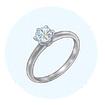 ダイヤの指輪 スタマイ プレゼント