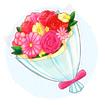 豪華な花束 スタマイ プレゼント