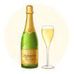 高級シャンパン スタマイ プレゼント