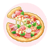 ピザ・レギュラーサイズ スタマイ プレゼント